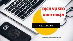 dịch vụ SEO Ninh Thuận